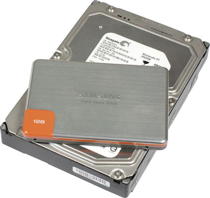 Как сделать жёсткий диск ssd